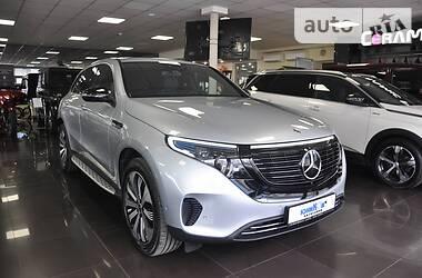 Внедорожник / Кроссовер Mercedes-Benz EQC 2019 в Киеве
