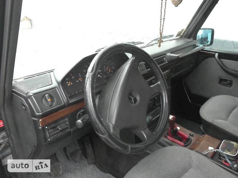 Mercedes-Benz G 300 1995 в Черновцах
