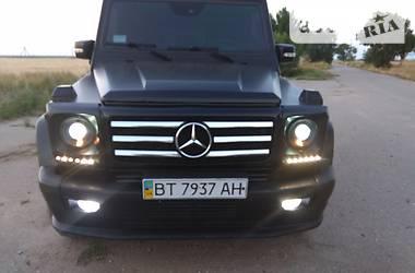 Mercedes-Benz G 400 2002 в Херсоне