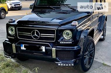 Mercedes-Benz G 500 2003 в Киеве
