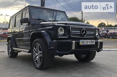 Mercedes-Benz G 500 2014 в Николаеве
