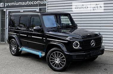 Внедорожник / Кроссовер Mercedes-Benz G 500 2021 в Киеве
