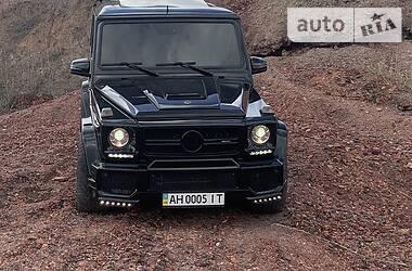Внедорожник / Кроссовер Mercedes-Benz G 55 AMG 2010 в Покровске