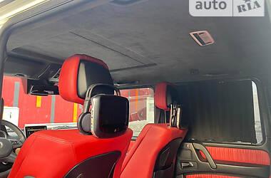 Позашляховик / Кросовер Mercedes-Benz G 63 AMG 2012 в Києві