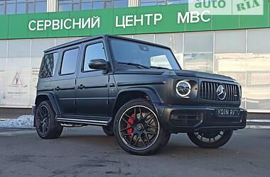 Mercedes-Benz G 63 AMG 2021 в Киеве