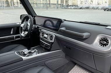 Внедорожник / Кроссовер Mercedes-Benz G 63 AMG 2021 в Киеве