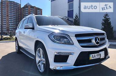 Mercedes-Benz GL 350 AMG 4 MATIC BLUETEC