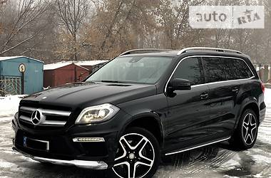 Mercedes-Benz GL 350 2016 в Днепре
