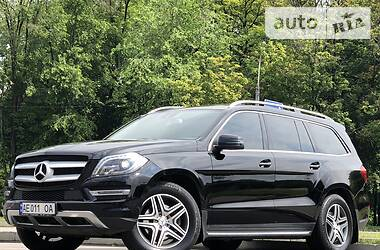 Mercedes-Benz GL 350 2014 в Днепре