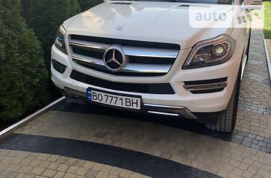 Mercedes-Benz GL 350 2013 в Тернополе