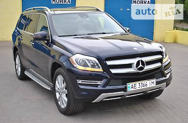 Mercedes-Benz GL 450 2015 в Кривом Роге