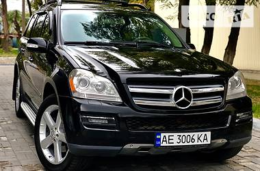 Mercedes-Benz GL 450 2008 в Днепре