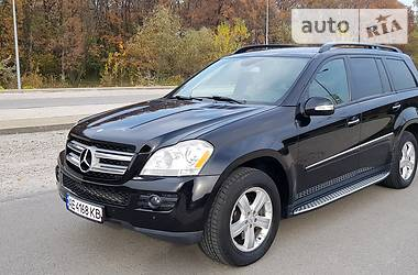 Mercedes-Benz GL 450 2006 в Днепре