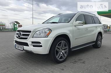 Mercedes-Benz GL 450 2011 в Львове
