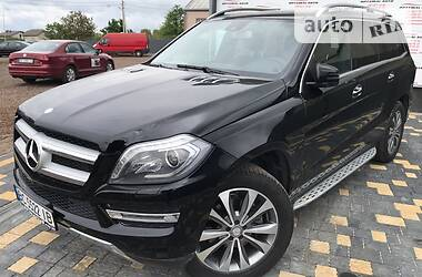 Mercedes-Benz GL 450 2014 в Львове