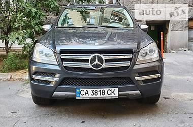 Mercedes-Benz GL 450 2010 в Киеве