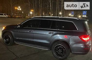 Mercedes-Benz GL 450 2013 в Николаеве
