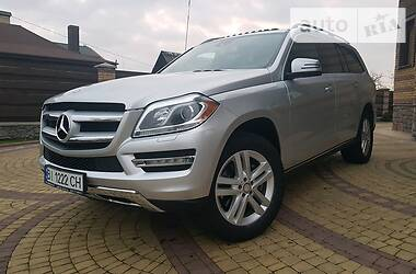 Mercedes-Benz GL 450 2016 в Кременчуге