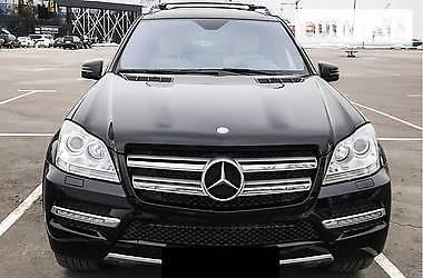 Mercedes-Benz GL 500 2011 в Виннице
