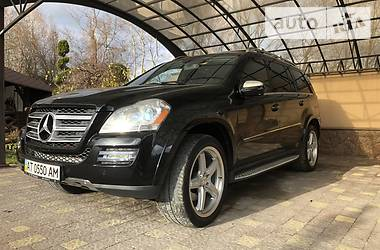 Mercedes-Benz GL 550 2009 в Ивано-Франковске