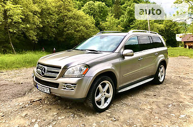Mercedes-Benz GL 550 2008 в Рахове