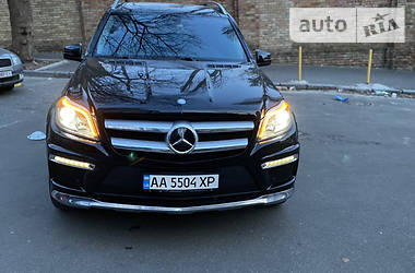 Mercedes-Benz GL 550 2013 в Киеве