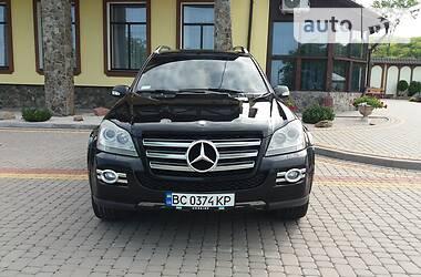 Внедорожник / Кроссовер Mercedes-Benz GL 550 2008 в Николаеве