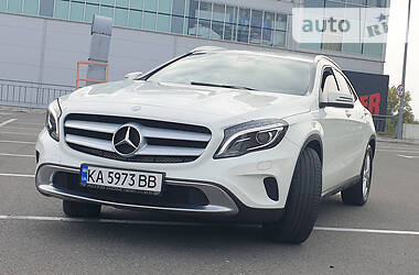 Mercedes-Benz GLA 200 2015 в Киеве