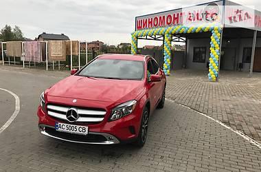 Mercedes-Benz GLA-Class 2016 в Луцке