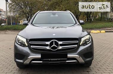 Mercedes-Benz GLC 220 2015 в Черновцах