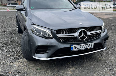 Купе Mercedes-Benz GLC 220 2016 в Луцке