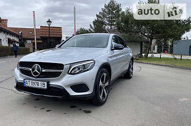 Купе Mercedes-Benz GLC 250 2018 в Ивано-Франковске