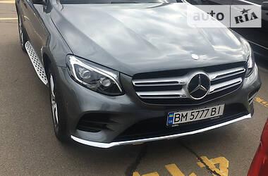 Внедорожник / Кроссовер Mercedes-Benz GLC 250 2016 в Киеве