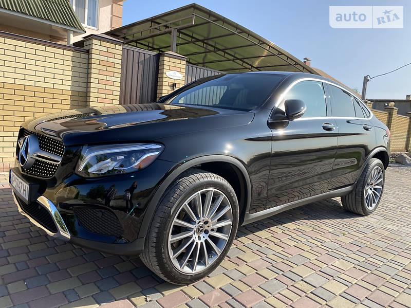 Позашляховик / Кросовер Mercedes-Benz GLC 300 2018 в Запоріжжі