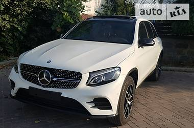 Mercedes-Benz GLC 300 2018 в Умані