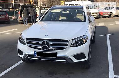 Позашляховик / Кросовер Mercedes-Benz GLC 300 2016 в Києві