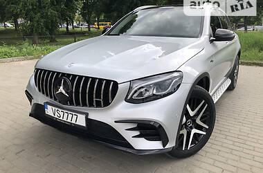 Позашляховик / Кросовер Mercedes-Benz GLC 300 2015 в Львові