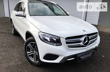 Mercedes-Benz GLC 2016 в Киеве