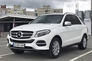 Mercedes-Benz GLE 250 2017 в Киеве