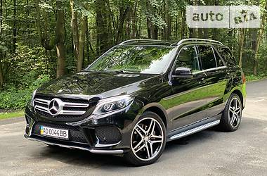 Mercedes-Benz GLE 250 2015 в Киеве