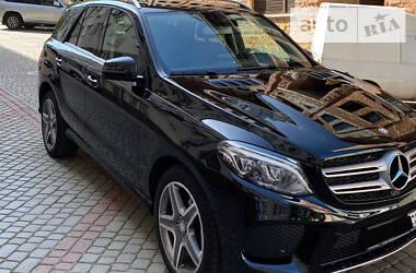 Mercedes-Benz GLE 250 2016 в Львове
