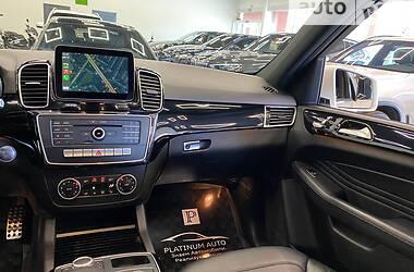Внедорожник / Кроссовер Mercedes-Benz GLE 250 2017 в Одессе