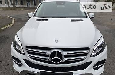 Mercedes-Benz GLE 250d 2016 в Тернополе