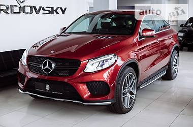 Mercedes-Benz GLE 350 2016 в Одессе