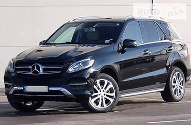 Mercedes-Benz GLE 350 2015 в Киеве