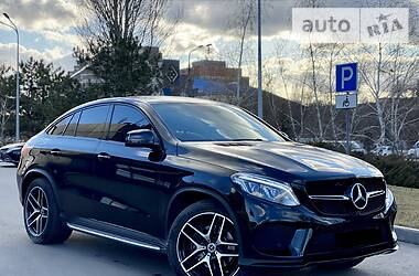 Mercedes-Benz GLE 350 2017 в Днепре