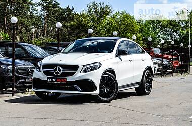 Mercedes-Benz GLE 350 2016 в Киеве
