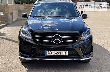 Mercedes-Benz GLE 350 2018 в Изюме