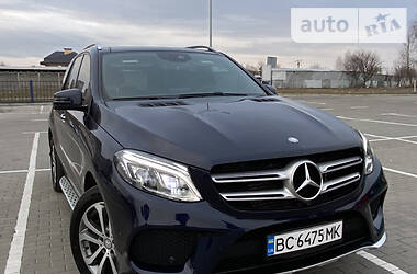Mercedes-Benz GLE 350 2015 в Львове