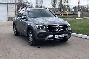 Внедорожник / Кроссовер Mercedes-Benz GLE 350 2019 в Покровске